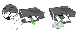 Снимите защитную пленку, покрывающую консоль