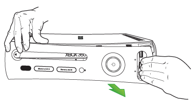the original xbox 360 faceplate xbox com vermeer baler parts diagram remove the faceplate (original xbox 360 console only)