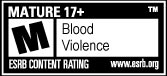 ESRB (M)Blood and Violence
