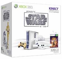 Paquete de Edición Limitada Kinect Star Wars