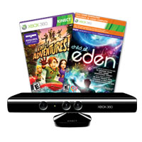 Limited Edition Child of Eden Kinect Bundle
