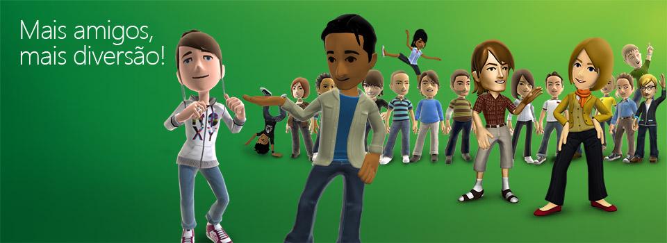 Comunidade Xbox 360