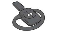 Illustration du casque sans fil Xbox 360