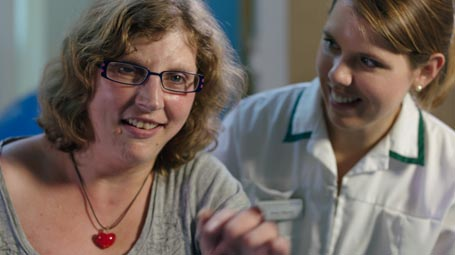 Stroke Patients at Royal Berkshire Benefit from Playing Kinect