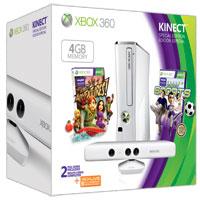 Edición Especial Paquete Familiar 4GB con Kinect