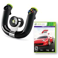 Forza Motorsport 4 + Volante Inalámbrico