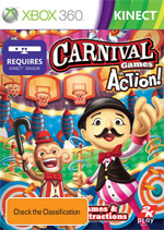 Carnival Games Box