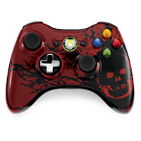 Gears of War 3 Limited Edition Wireless Controller