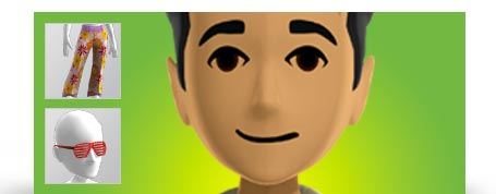 Personalize Your Virtual You on Xbox LIVE