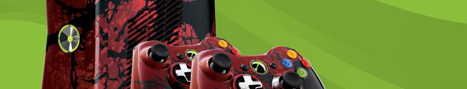 Consola Edición Limitada de Gears of War 3