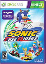 Sonic Free Riders™ Game Box