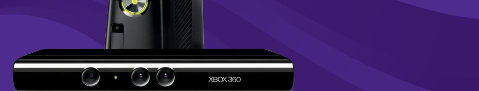Consola Xbox 360 4GB con Kinect