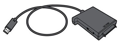 Xbox 360 Transfer Cable