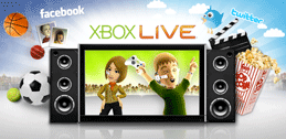 Join your friends with Xbox Live