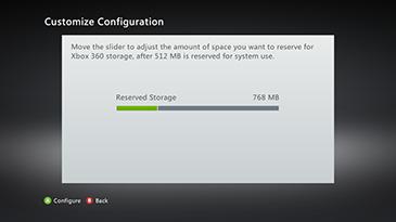 Updating xbox via flash drive
