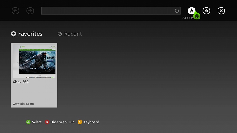 how to add a xbox live account as home