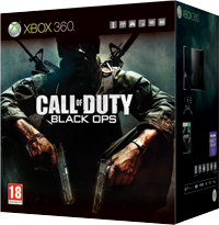 Pacchetto Premium Xbox 360 Call of Duty: Black Ops