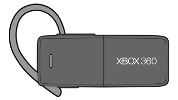 Xbox 360 Wireless Headset