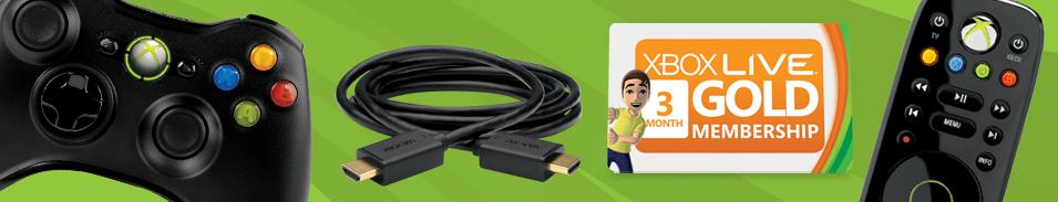 Xbox 360 Essentials Pack