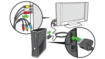 xbox 360 initial setup xbox setup setting up xbox rh support xbox com Xbox One Kinect Xbox One X
