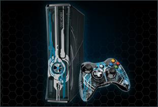 Consola Edición Limitada de Halo 4