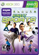 Kinect Sports Game Box