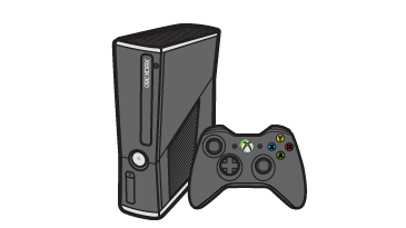 Konzole Xbox 360 S