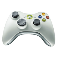 Limited Edition Xbox 360 White Controller