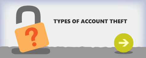 Types of Xbox Live Account Theft