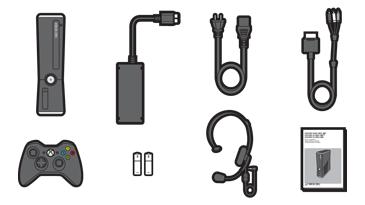 Xbox 360 Initial Setup | Xbox Setup | Setting Up Xbox Xbox One Headset Internal Wiring Diagram on
