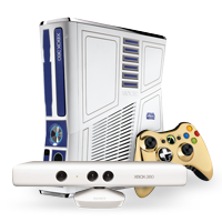 Limited Edition Kinect Star Wars Bundle