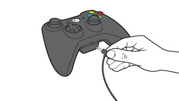 Xbox Wired Headset | Xbox 360 Verkabeltes Headset Chatten Auf Xbox Live Xbox