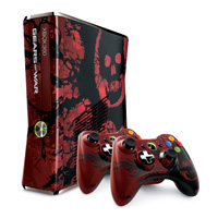 Limited Edition Gears of War 3 Console