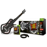Guitar Hero Warriors of Rock Guitar Bundle